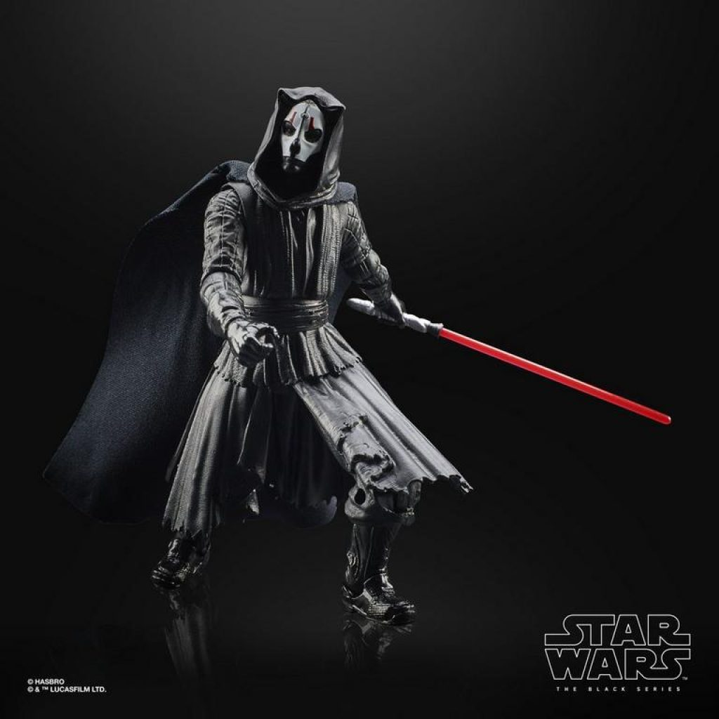 Darth Nihilus Star Wars The Black Series Action Figure Only at GameStop