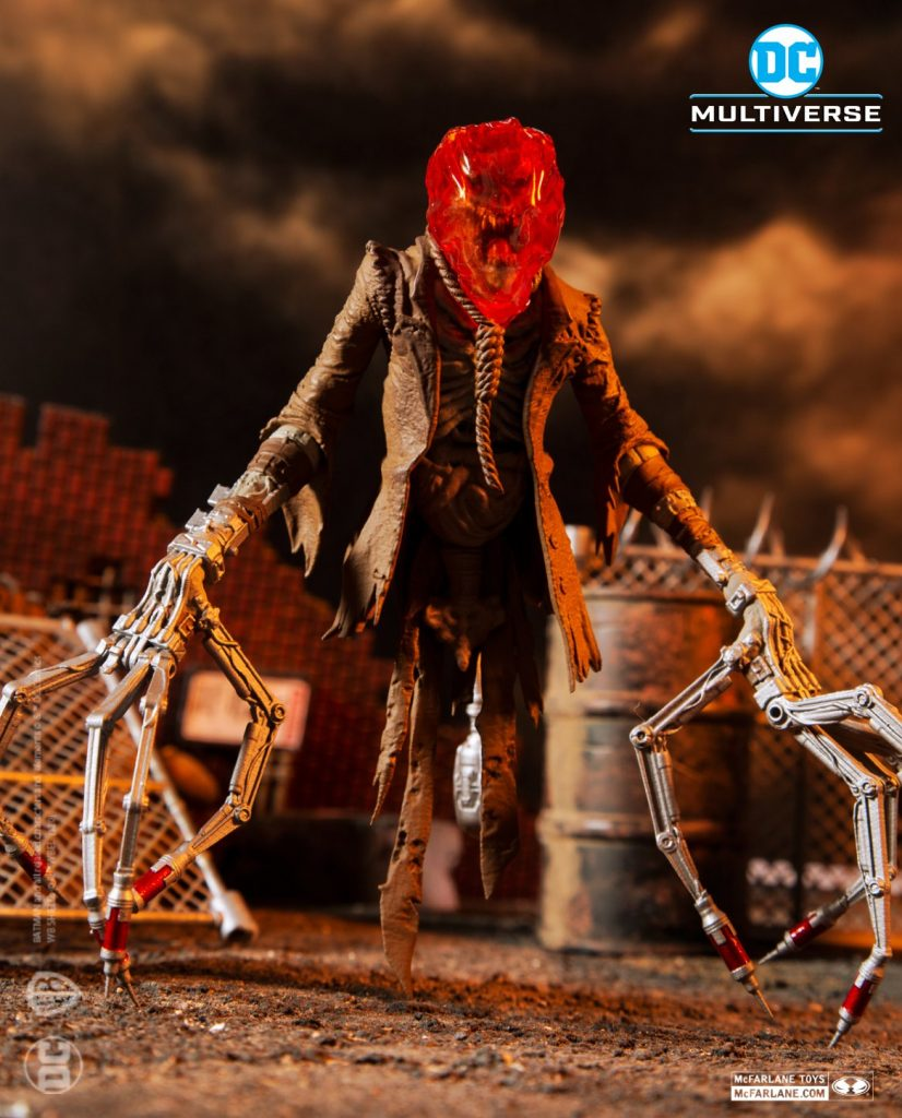 McFarlane Toys Batman Last Knight on Earth Scarecrow Figure