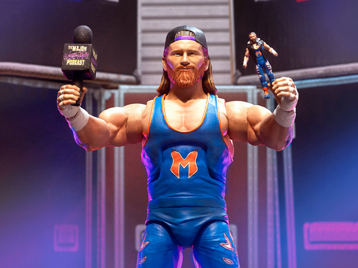 Bryan Myers Action Figure by SUper7