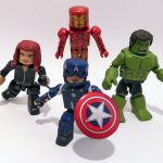 Diamond Select Avengers Minimates Gamerverse