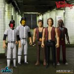 The Warriors Action Figures Set by Mezco Toyz