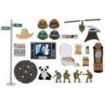 ninja turtle accessory set