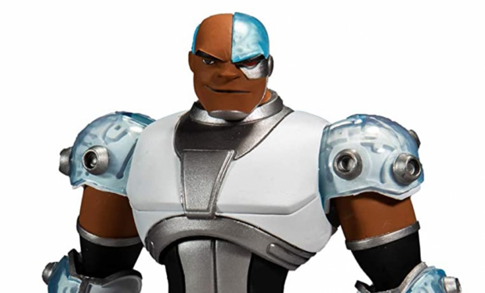 McFarlane Toys DC Multiverse Cyborg: Teen Titans Action Figure