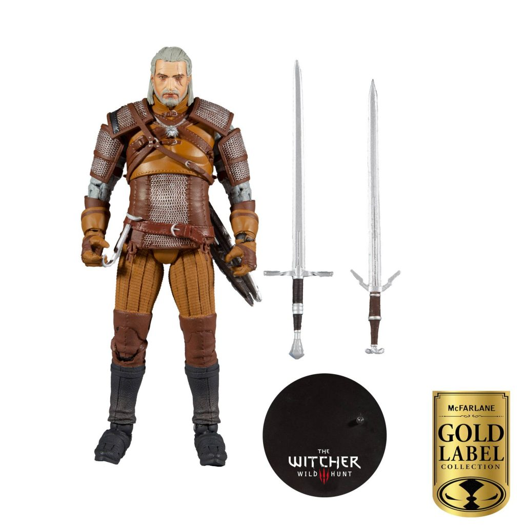 Witcher Geralt of Rivia Action Figure