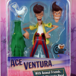Ace Ventura Action Figure Packaging Reveal by NECA Toys