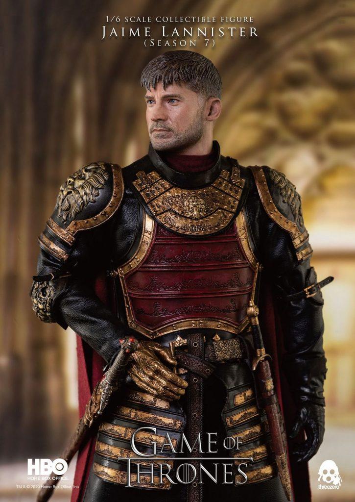 Jaime Lannister Action Figure by ThreeZero