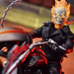 The Ghost Rider and Hell Cycle join the One:12 Collective by Mezco Toyz