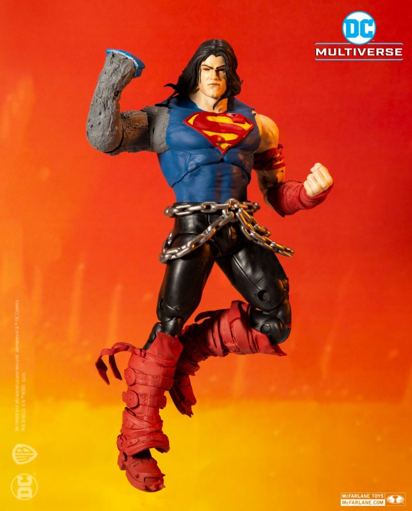 McFarlane Toys Dark Nights: Death Metal Darkfather Build-A-Figure-Wave