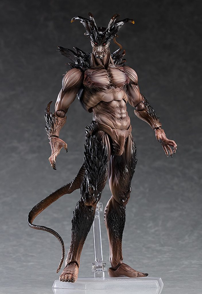 devilman figmas action figures