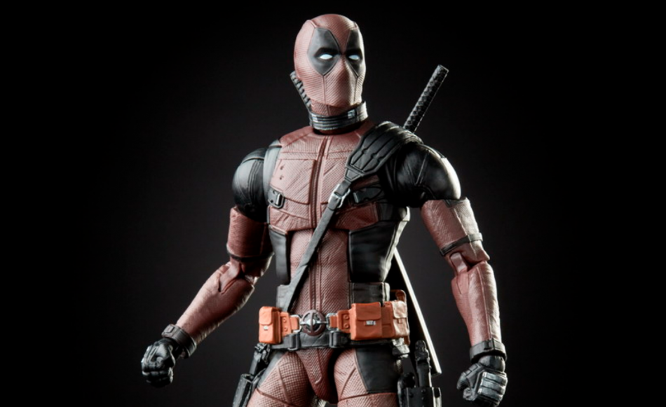 Marvel Legends Deadpool 2 figure