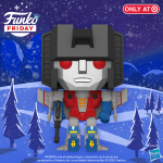 Funko POP! Transformers Starscream a Target Exclusive