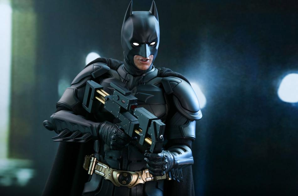 Batman - The Dark Knight Rises Hot Toys Figure