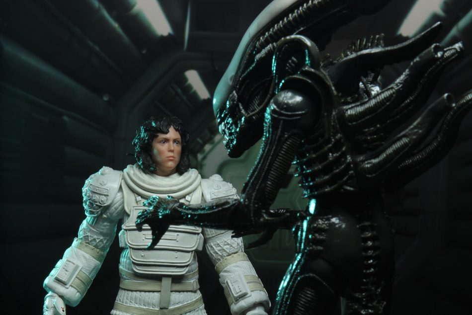 The NECA 40th Anniversary Ripley, Lambert, and Giger's Alien Figures - Wave 4 Coming Soon