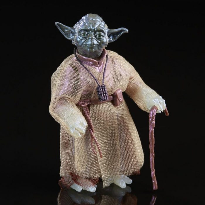 Star wars the black series force spirit yoda action figure