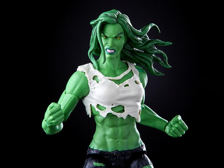 Marvel Legends She-Hulk (Comic Version) BY HASBRO
