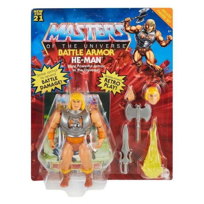 mattel masters of the universe origins heman
