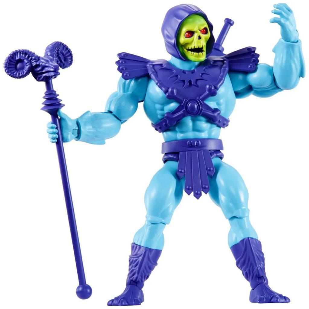 mattel masters of the universe origins skeletor