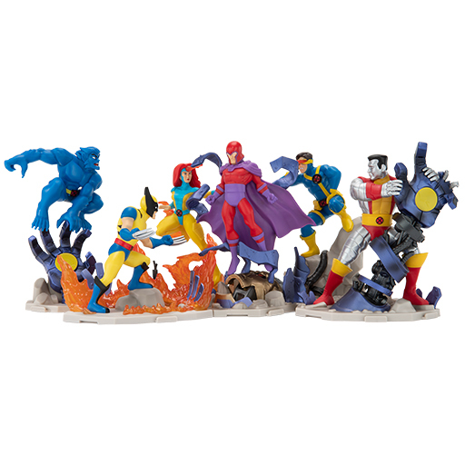 Jazwares X-Men Zōteki Series 1 Figures