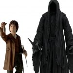 Lord of the Rings Action Figures Series 1 diamond select