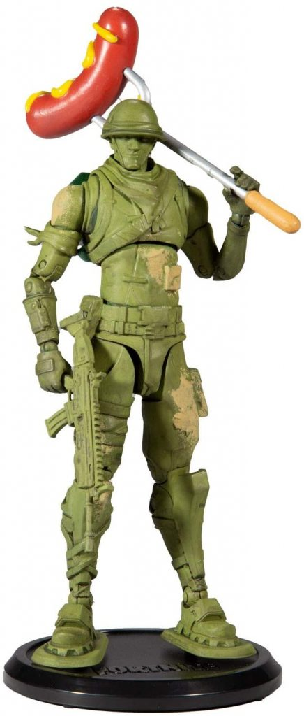 McFarlane Toys Fortnite Plastic Patroller