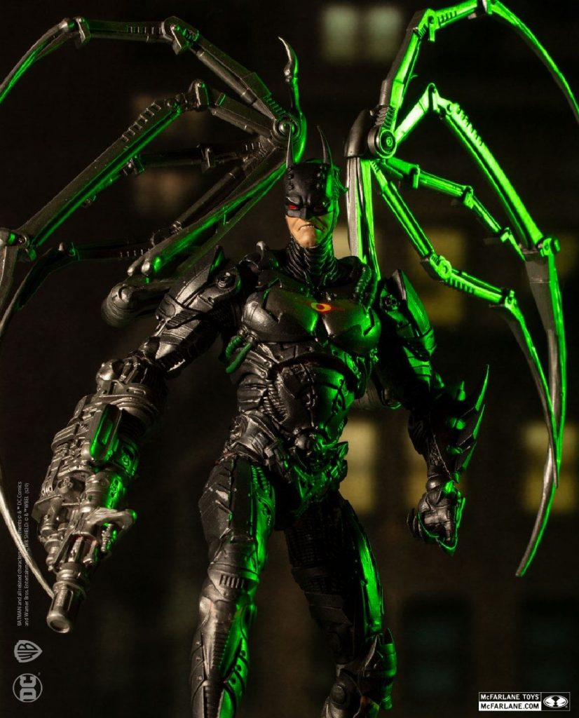 McFarlane Toys Batman: Futures End Joker-Bot