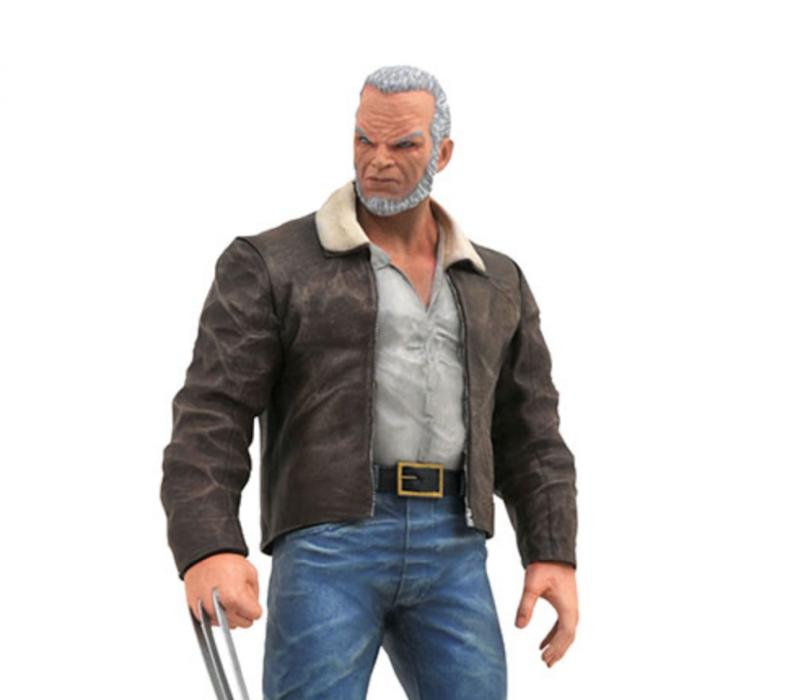 Marvel Comics Premier Collection Old Man Logan Statue
