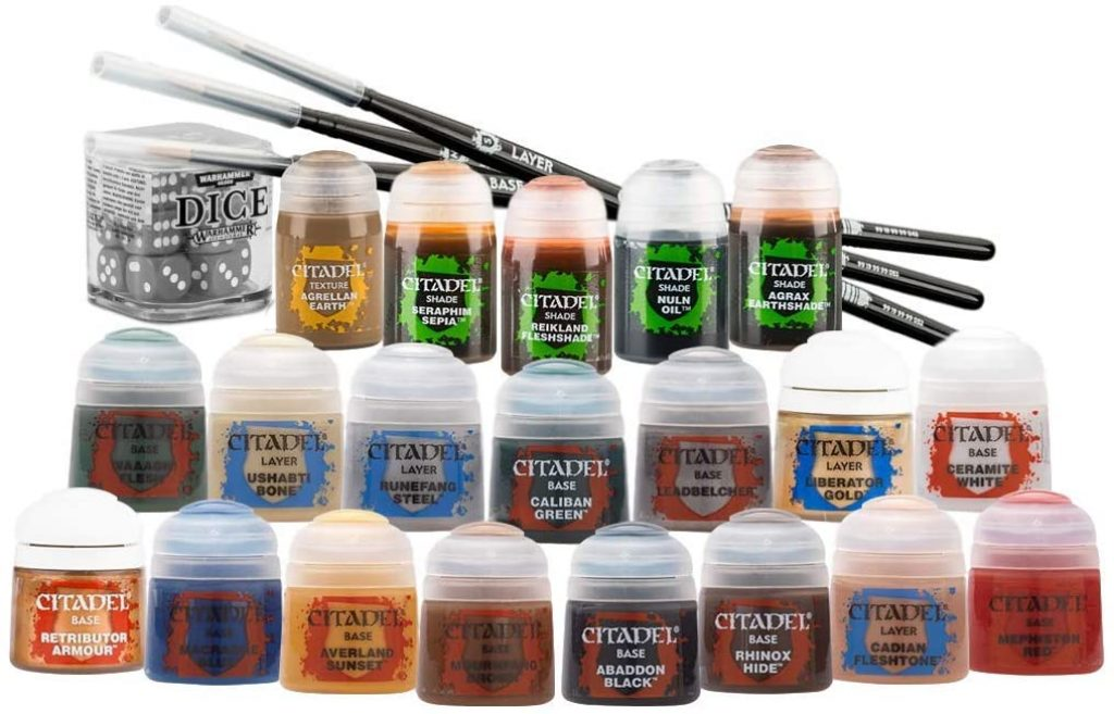 Best paint to use for toys and action figures