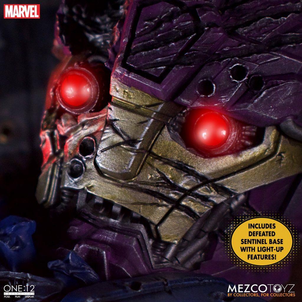 Mezco Wolverine Figure