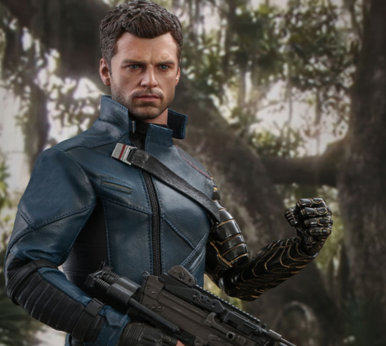 winter soldier figure hot toys