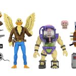 Ace Duck and Mutagen Man Figure By Neca 2 pack