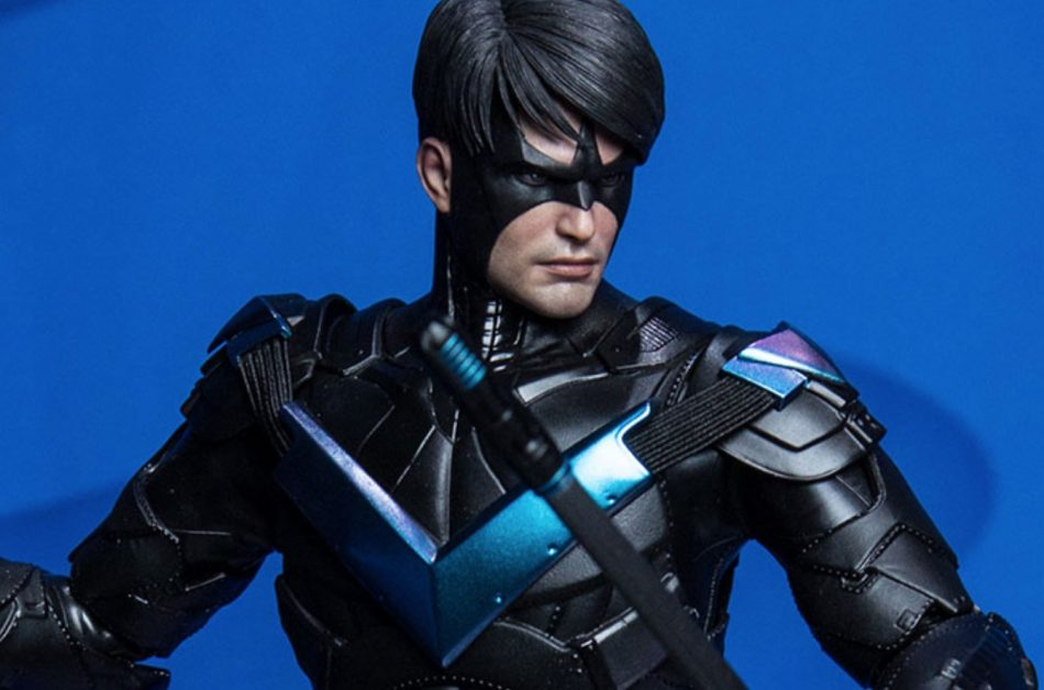The Nightwing Figure by Hot Toys Available Soon