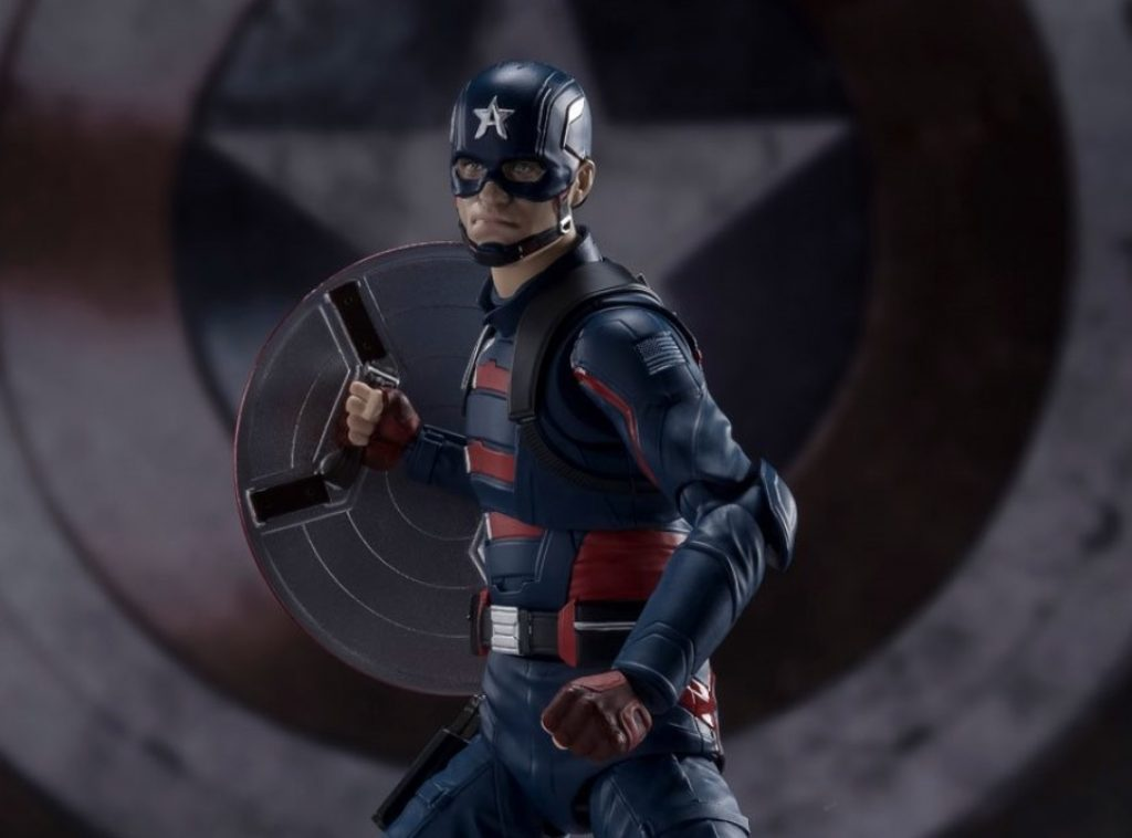 John F. Walker Action Figure by S.H.Figuarts