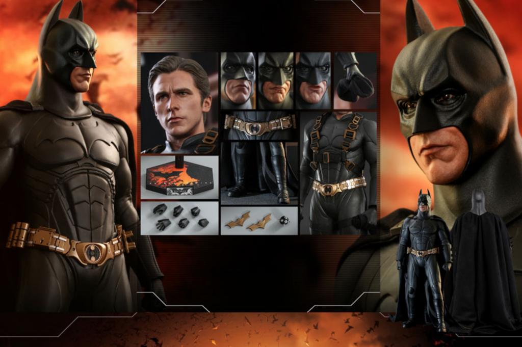 Batman Begins Batman Figure