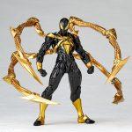 Marvel Amazing Yamaguchi Revoltech Iron Spider (Black Ver.)