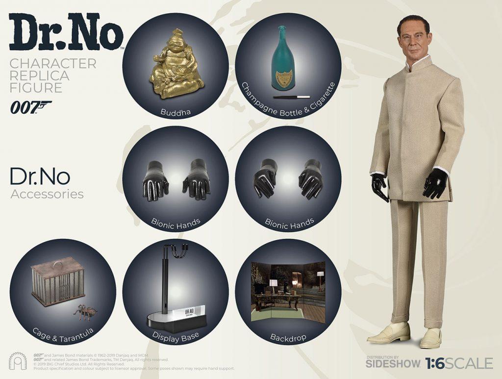 James Bond Sideshow Collectible Figures