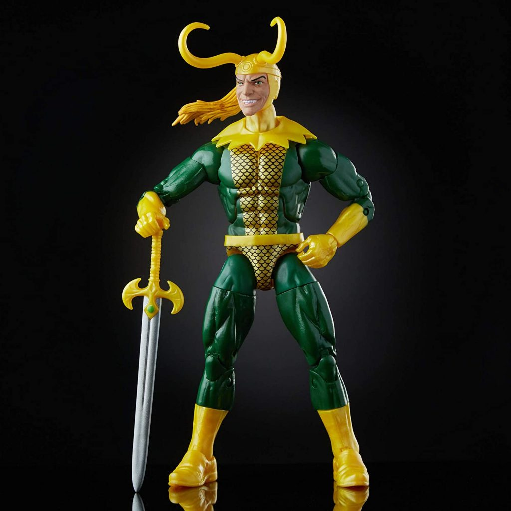Best Marvel Legends Loki action figure
