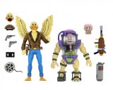 Ace Duck and Mutagen Man 2-Pack by NECA Pre-Order Available