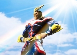 My Hero Academia 'Amazing Yamaguchi' Revoltech All Might Action Figure by Kaiyodo