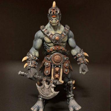 Mythic Legions: Argemedes