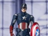 Avengers: Endgame S.H.Figuarts Captain America (Cap Vs. Cap) from Bandai Spirits