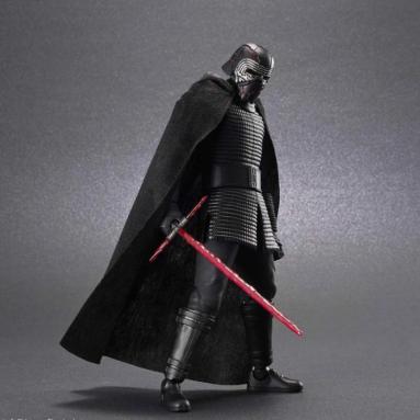 Bandai's Star Wars Kylo Ren (The Force Awakens) 1/12 Scale Model Kit