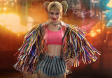 Hot Toys Releases A Second Birds of Prey Harley Quinn Action Figure (Caution Tape Jacket Version)