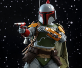 Boba Fett Vintage Color Action Figure by Hot Toys Available for Pre-Order