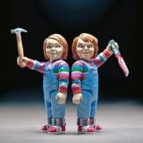 Child's Play Chucky ReAction Figures by Super7 Available