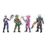 Build-up Your Collection with the Fortnite Squad Mode 4 Figure Pack – Series 1