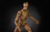 Marvel Legends Guardians of the Galaxy Groot Evolution Pack