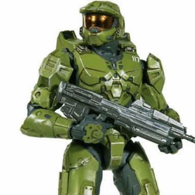 Halo Spartan Collection Figures by Jazwares Pre-Order at GameStop