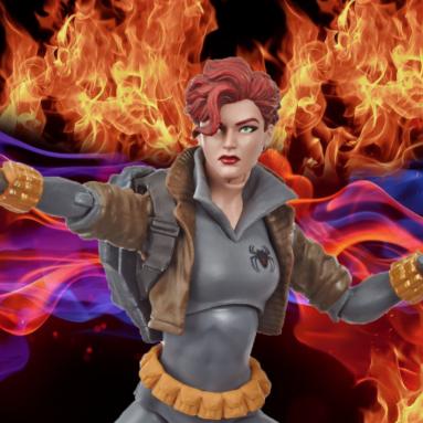 Hasbro Marvel Legends Series Black Widow Walmart Exclusive