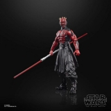 Star Wars: The Black Series Darth Maul Figure by Hasbro (Comic Version)