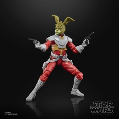 Star Wars: The Black Series Jaxxon Rabbit Action Figure by Hasbro